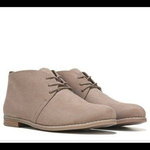 FRANCO SARTO | page chukka Oxford booties 6.5
